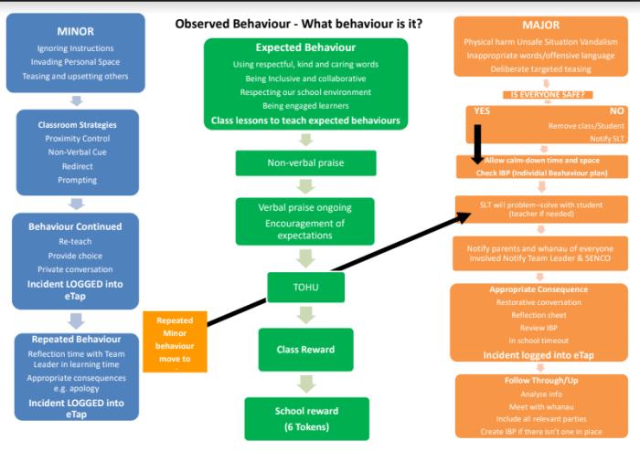 PB4L-Observed Behaviour Chart